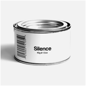 canned silence