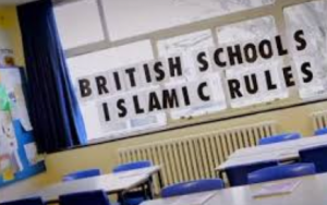 british schools, islamic rules