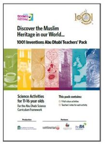 1001 teacher pack