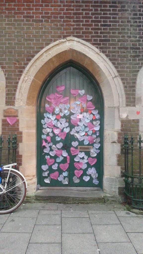 Ihsan mosque front door
