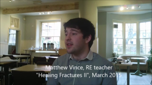 M. Vince, RE teacher, discusses the use of Cooperative Learning in