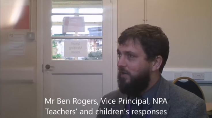 Ben rogers, NPA, video interview