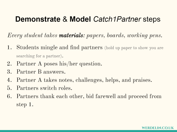 Catch1Partner slide from Tea Party